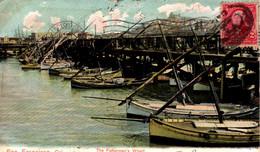 SAN FRANCISCO - The Fishermen's Wharf - San Francisco