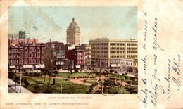 SAN FRANCISCO - Union Square - San Francisco