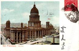 SAN FRANCISCO - City Hall - San Francisco