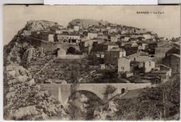 DEPT 07 / BANNES - BANNE - LE FORT - 1913 - Altri Comuni