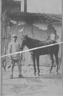 1915 - 1925 / CARTE PHOTO / GENDARME / GENDARMERIE / GENDARMES - Guerra, Militari