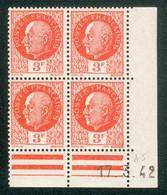 Lot A285 France Coin Daté N°521 Pétain (**) - 1940-1949