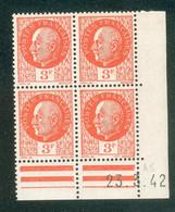 Lot A287 France Coin Daté N°521 Pétain (**) - 1940-1949