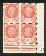 Lot A288 France Coin Daté N°521 Pétain (**) - 1940-1949