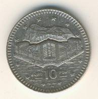 GIBRALTAR 2001: 10 Pence, KM 776 - Gibraltar