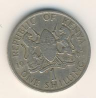 KENYA 1967: 1 Shilling, KM 5 - Kenya