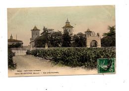 Carte Chateau D'estournel Cachet - Sonstige Gemeinden