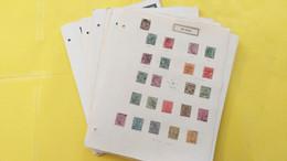 Lot N° TH 412  MONDE Collection Sur Page D'albums - Sammlungen (im Alben)