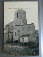 CRESSE                                  EGLISE ROMANE - Other Municipalities