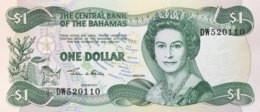 Bahamas 1 Dollar, P-70 (2001) - UNC - Bahamas