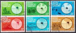 British Antarctic Territory Used Set - Oblitérés