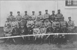1918 - 1930 / CARTE PHOTO / GENDARMES / OFFICIERS / GENDARMERIE / GENDARME - Guerra, Militari