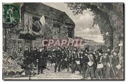 CPA Militaria Guerre De 1870 Ambigu Les Dernieres Cartouches - Andere Oorlogen