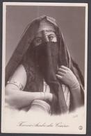 Egypt - CAIRO, Young Pretty Arab Girl, Real Photo - Cairo