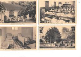 12080 - 33 - Lot De 4 CPA , Bassin D'arcachon, Préventorium D' ANDERNOS LES BAINS - Andernos-les-Bains