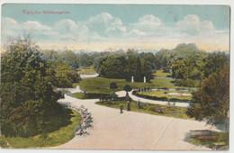 Post Card : Riga (Lettonie)   Schutzengarten   1910    Ed   Hebensperger - Letonia