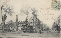 IVRY Place Nationale - Ivry Sur Seine