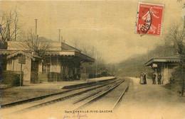 CHAVILLE Gare De Chaville Rive Gauche - Chaville