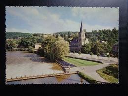Anseremme: L'église Et Le Meuse -> Beschreven - Dinant