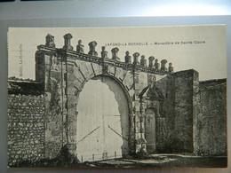 LAFOND LA  ROCHELLE                               MONASTERE DE SAINTE CLAIRE - La Rochelle