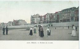 Heist - Heyst - Scène De Plage - Heist