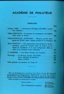 Académie De Philarelie  1964 - Other