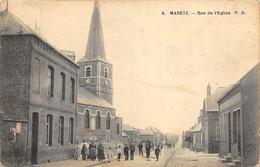 Maretz - Rue De L'Eglise - Altri Comuni