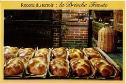 Recette Du Terroir : La Brioche Tressée - éditions Marcou - Neuve - Recipes (cooking)