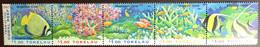 Tokelau 1997 Coral Reef Marine Life Fish MNH - Vita Acquatica