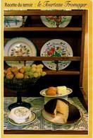 Recette Du Terroir : Le Tourteau Fromager - éditions Marcou - Neuve - Recipes (cooking)