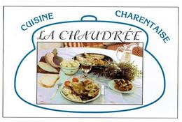 Soupière Blanche : La Chaudrée - éditions Marcou - Neuve - Recipes (cooking)