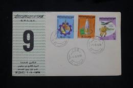 LIBYE - Enveloppe FDC En 1978 - L 93665 - Libye