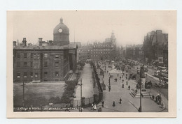 Manchester, Piccadilly & Royal Infirmary  ( 2 Scans ) - Manchester