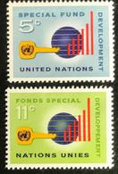 UN - United Nations - VN - G1/27 - MNH - 1965 - Nr 148-149 - U.N. Special Fund - Ongebruikt