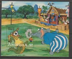 Disney Anguilla 1982 BF 45 ** MNH - Disney