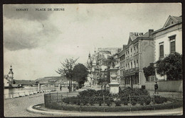 Dinant - Place De Meuse - Hôtel - Circulée - 2 Scans - Dinant