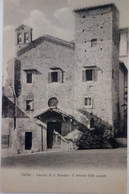 SIENA - IL CARCERE DI S.ANSANO - ESTERNO DEL XIII° SEC. - Siena