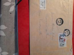 Lettre Chardée  6500 FRS Declaré Aff PA N°48  Au Tarif  Pas Commun Seul REMONCOURT - 1961-....