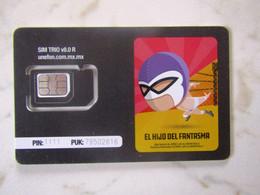 SIM GSM   MEXICO  UNEFON TOP MINT - Mexico