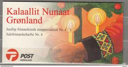 GREENLAND GROENLAND 1999 Christmas Booklet MNH(**) READ  #B38 - Markenheftchen