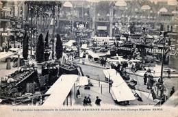 France - 75 - Paris - Ve Exposition Internationale De La Locomotion Aérienne - Grand Palais - Mostre