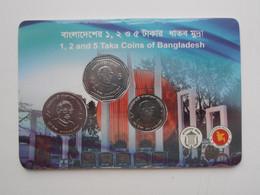 BANGLADESH. Mint Set Official 2010-2012. MS #1. - Bangladesh