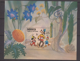 Disney Mongolie 1984 BF 104 ** MNH - Disney