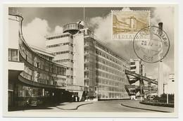Maximum Card Netherlands 1955 Van Nelle Factory Rotterdam - Non Classificati