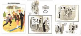""""""" BELLUS COLOR """" + """" Les MEILLEURS DESSINS De BELLUS """" 1973  ( 8 ) - Sonstige"""