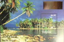 Tokelau 2004 New Zealand Prime Minister Visit Minisheet MNH - Tokelau