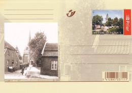 Carte Entier Postal Neuve Wijchmaal De Kerk - Unclassified