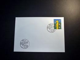 Belgie - Belgique - 2000 - 2922 - Opbouw Europa -  1 Enveloppe Gestempeld  09.05.2000 Te Antwerpen - Usados