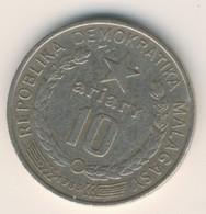 MADAGASCAR 1983: 10 Ariary, KM 13b - Madagascar