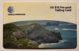 Coastline $10 - Turks & Caicos (I. Turques Et Caïques)